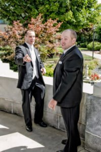 Our Lady of Victory Basilica Wedding