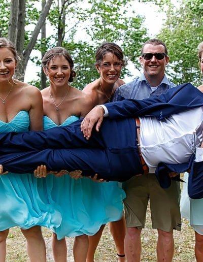 bridesmaid-holding-groom